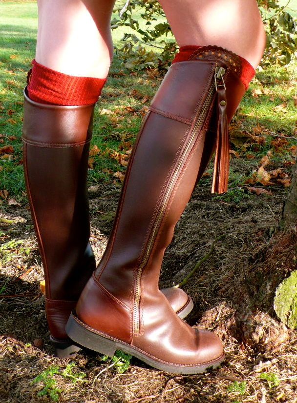 spanish riding boots | Rose's Spanish Boots